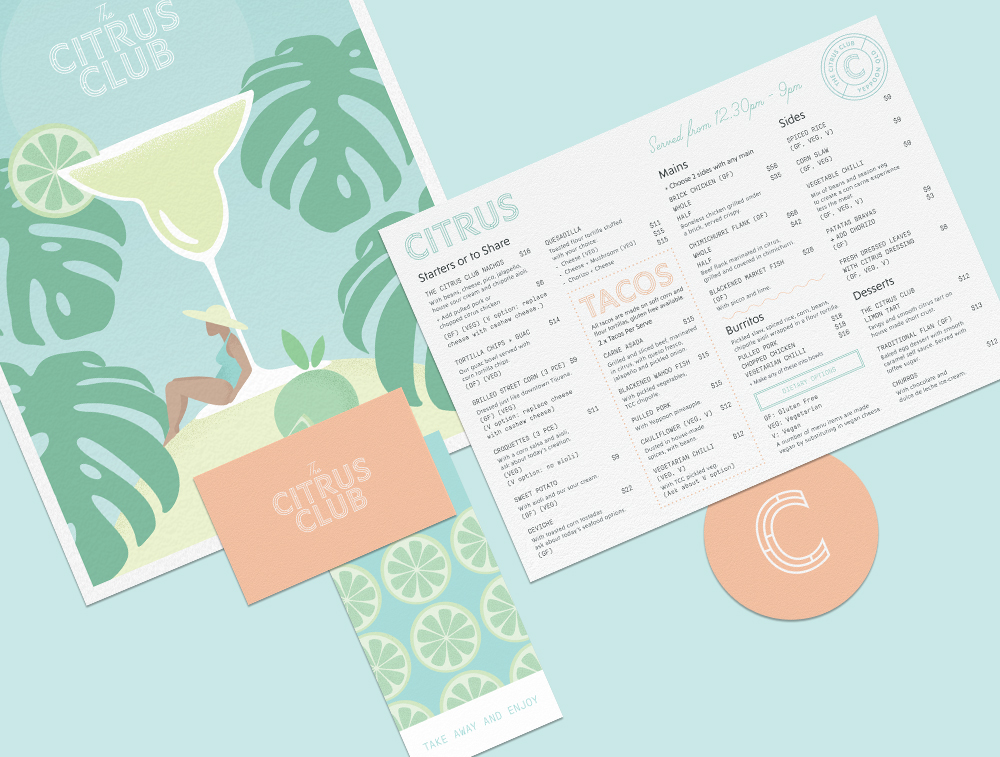 the-citrus-club-branding-made-by-the-Sundae-Agency