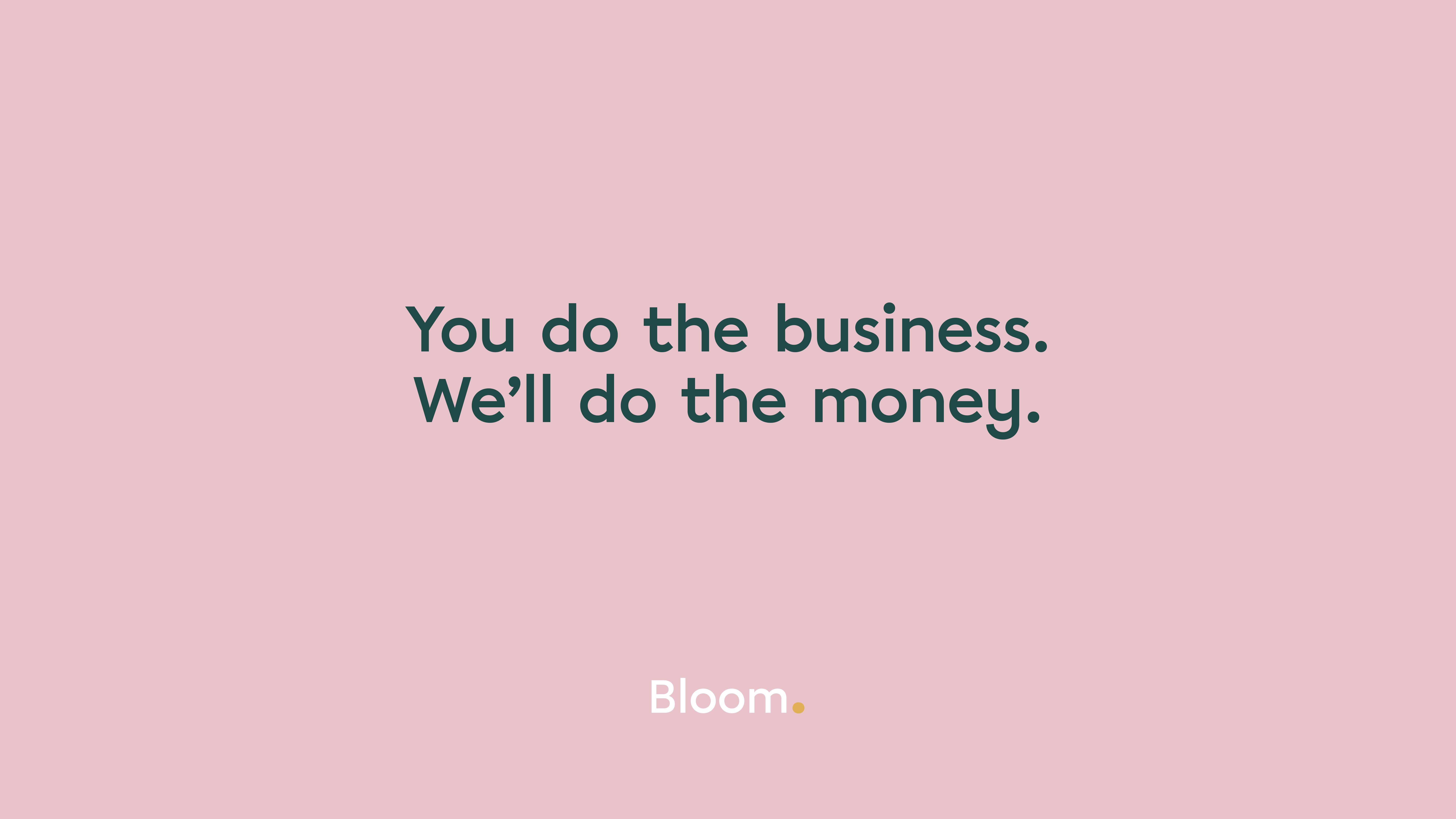 Bloom-Behance-Tagline-By-Sunday