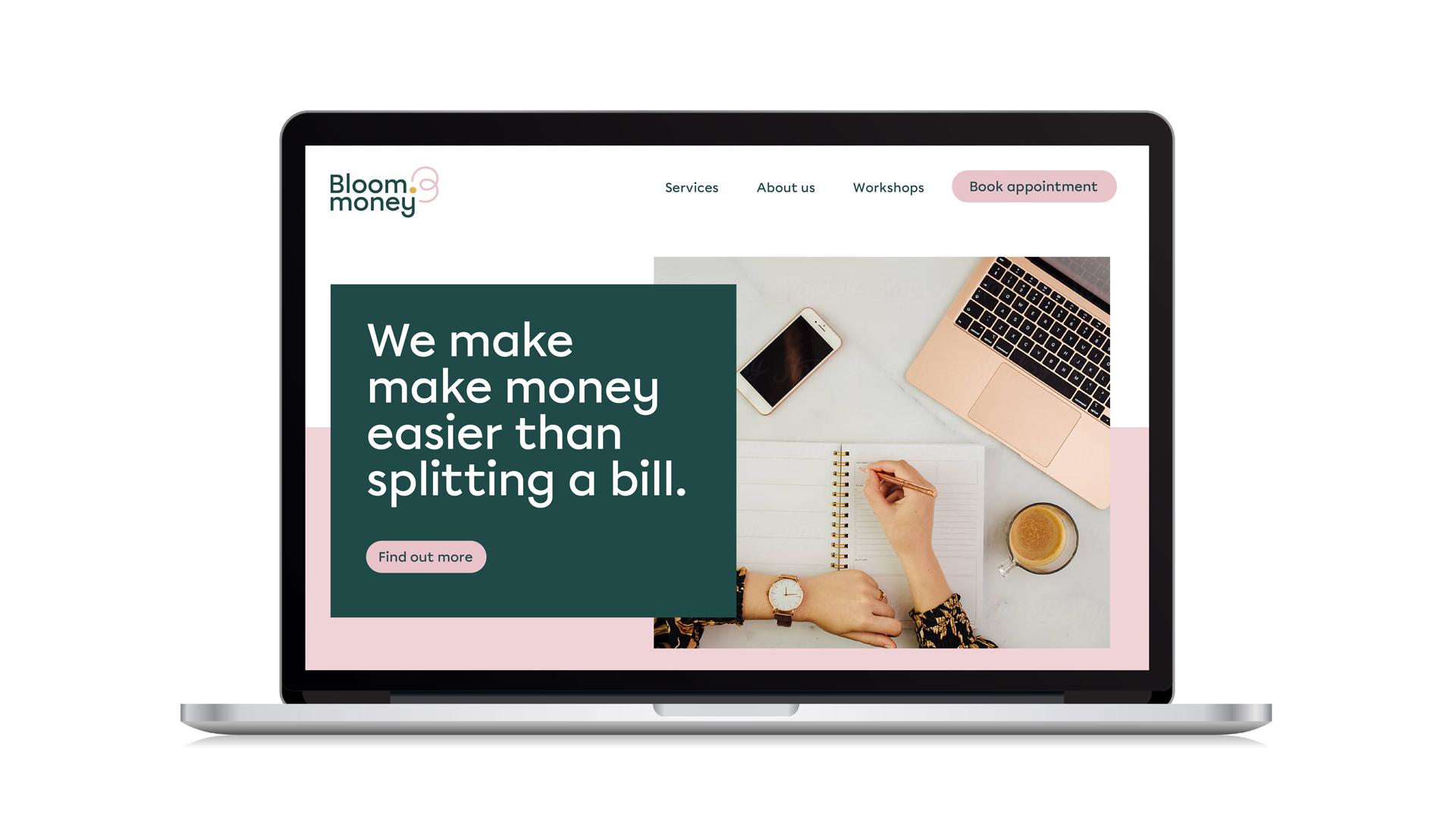Bloom-Website-Proposal-By-Sundae